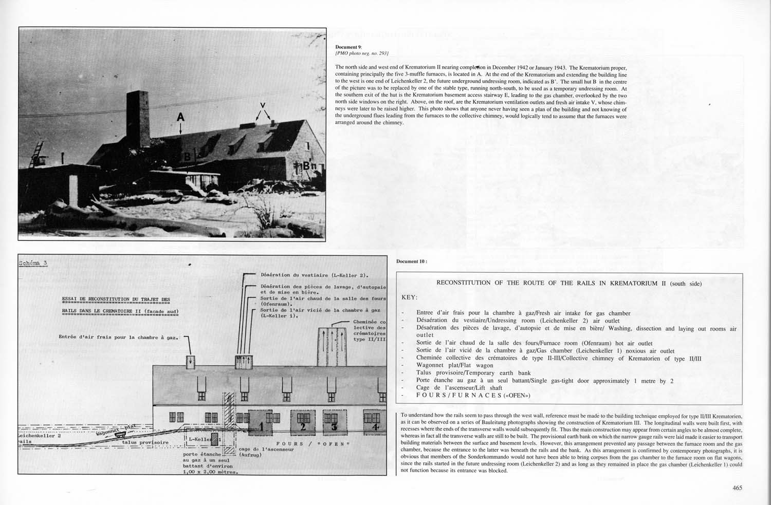 Auschwitz: Technique and operation of the gas chambers (Pressac)
